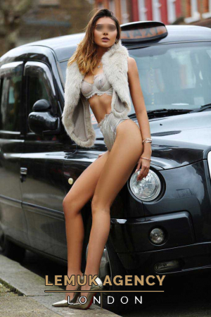 Escort  Leona from Gloucester Road